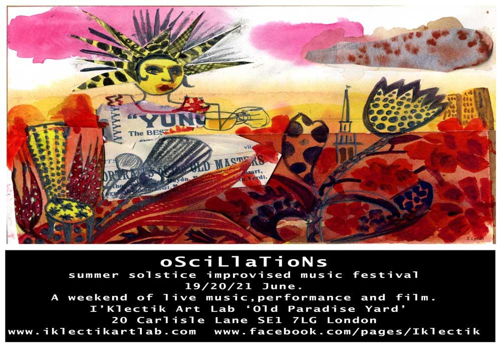 Oscillations-flyer